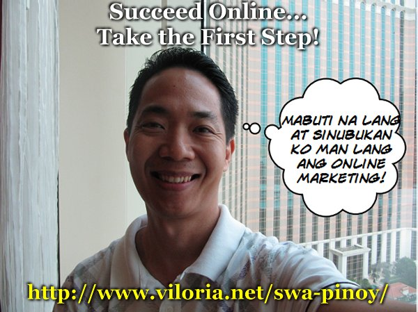 Manny Viloria and Online Marketing