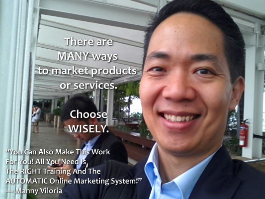 SWA Ultimate - Manny Viloria says Choose Wisely